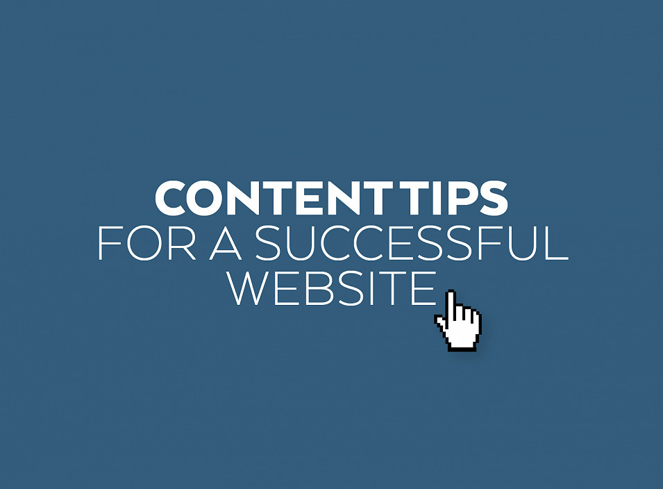Content tips for a successful website by root studio
