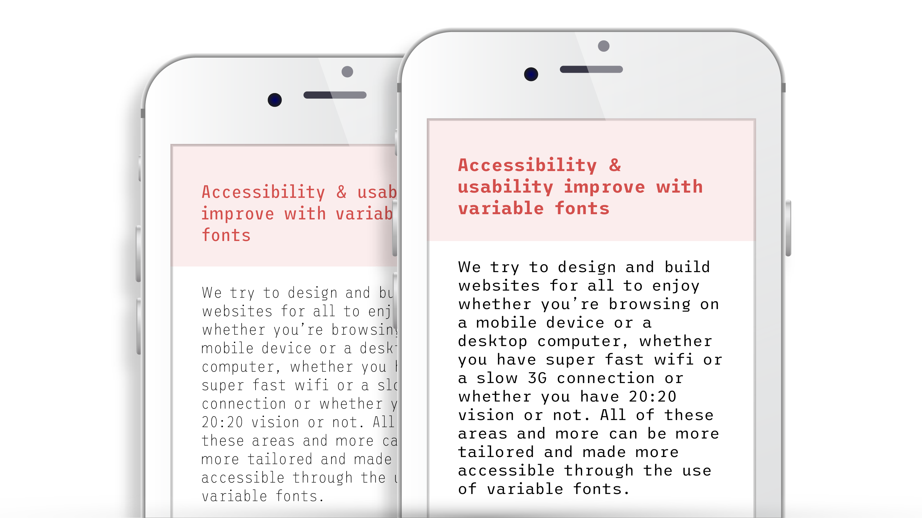 Accessibility variable fonts5
