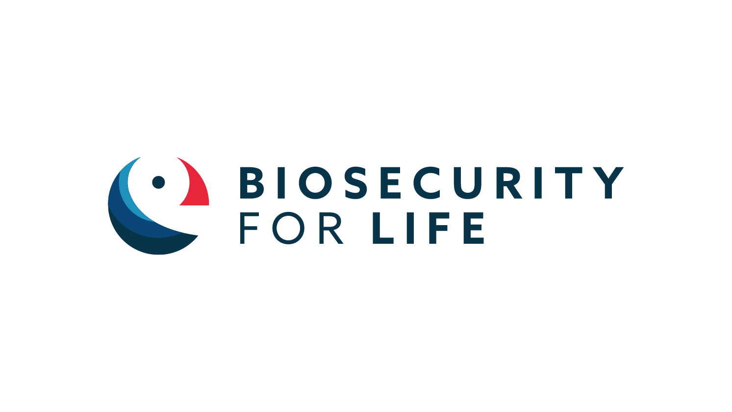 Biosecurity for life logo design by root studio 01