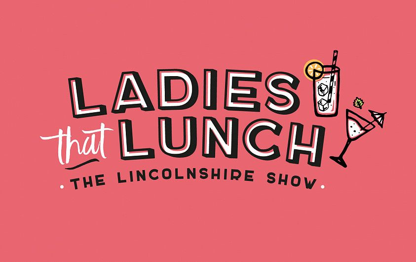 Ladies that Lunch logo design
