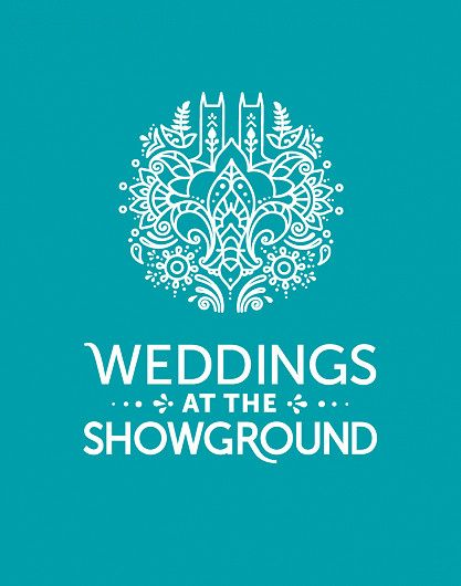 Weddings at the Lincolnshire Showground logo design